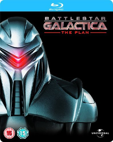 Battlestar Galactica - The Plan (Blu-ray) (UK) -- via Amazon Partnerprogramm