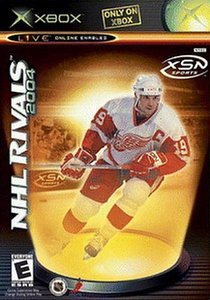 NHL Rivals 2004 (deutsch) (Xbox)