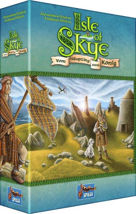 Gesellschaftsspiel ASS Isle of Skye Spiele