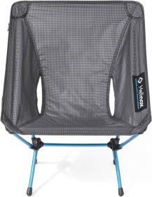 Helinox Zero Campingsessel schwarz/blau (A1900600-CHA0BL)