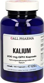 Kalium 200mg GPH Kapseln, 180 Stück