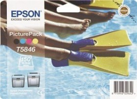 Epson T5846 PicturePack, 150 Blatt (C13T584640)