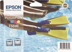 Epson T5846 PicturePack 150 Blatt (C13T584640)