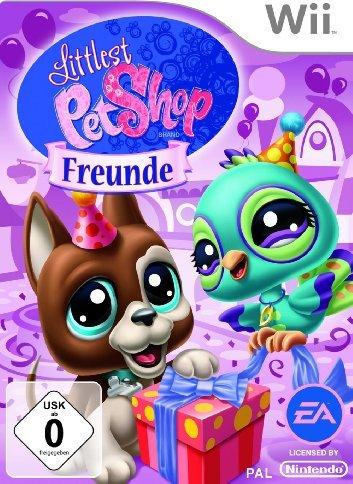Littlest Pet Shop - Freunde (deutsch) (Wii) -- via Amazon Partnerprogramm