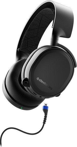 SteelSeries Arctis 3 2019 Bluetooth schwarz (61509)