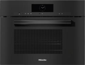 Miele DGM 7840 steamer with microwave obsidian black (11106640)