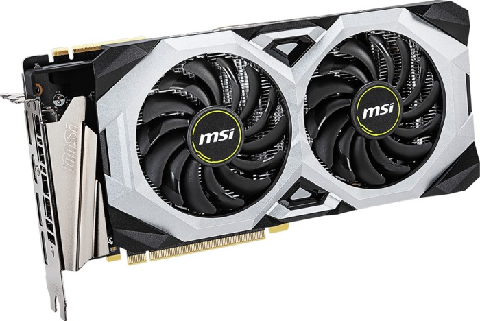 MSI GeForce RTX 2070 SUPER Ventus OC, 8GB GDDR6, HDMI, 3x DP (V386-001R)