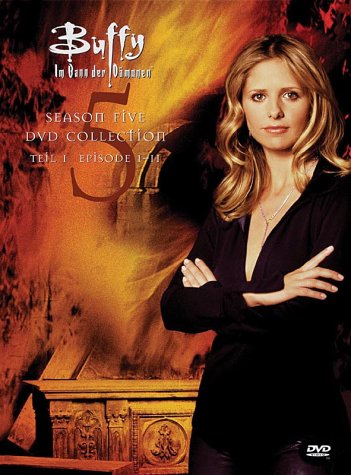 Buffy - Im Bann der Dämonen Season 5.1 -- via Amazon Partnerprogramm