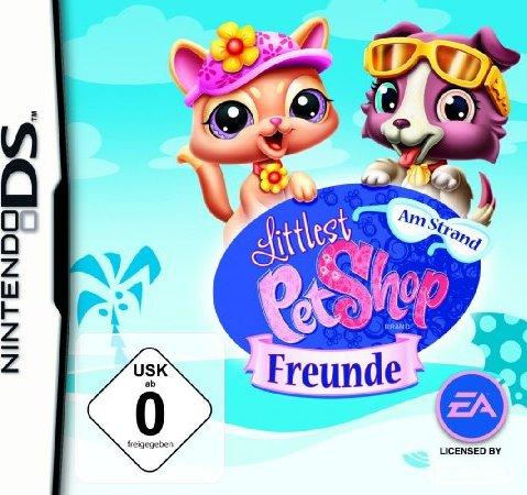Littlest Pet Shop - Freunde am Strand (deutsch) (DS) -- via Amazon Partnerprogramm