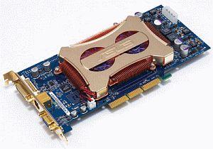 ASUS AGP-V9980Ultra, GeForceFX 5950 Ultra, 256MB DDR, DVI, ViVo, AGP