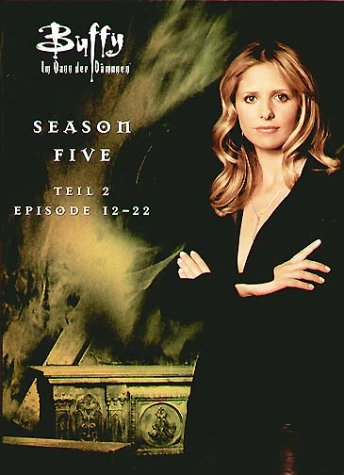 Buffy - Im Bann der Dämonen Season 5.2 -- via Amazon Partnerprogramm
