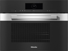 Miele DGM 7840 steamer with microwave stainless steel (11106660)