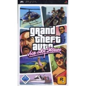 Grand Theft Auto (GTA): Vice City Stories (PSP)
