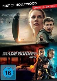 Blade Runner 2049 & Arrival (DVD)
