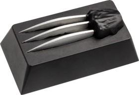 Zomoplus Aluminium Keycap Klaue, schwarz (714216998500)