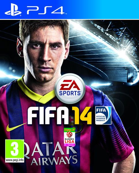 EA sports FIFA football 14 (PS4)