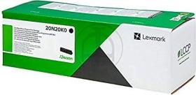 Lexmark Return Toner 20N20K0 schwarz (20N20K0)