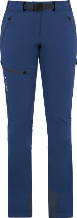 Wählen Sie für späteste Details für heiß-verkaufender Fachmann VauDe Badile II Hose lang sailor blue (Damen) (04438-756) ab € 92,95