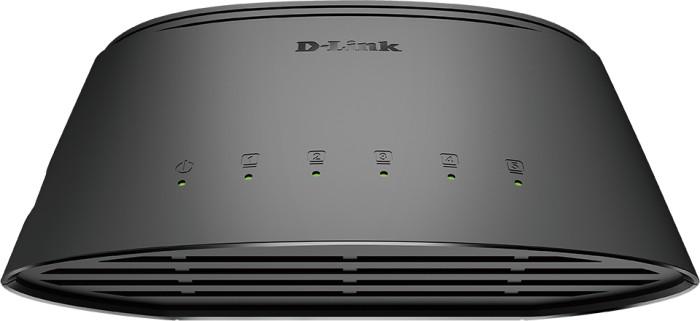 D-Link DGS-10 Desktop Gigabit Switch, 5x RJ-45 (DGS-1005D)