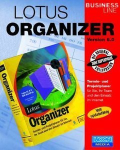 IBM: Lotus Organizer 6.0 (PC) (ak6u3de)