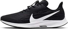 Nike Air Zoom Pegasus 36 FlyEase Wide black/thunder grey/white (Damen) (BV0615-001)