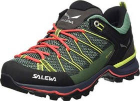 Salewa Mountain Trainer Lite GTX feld green/fluo coral (Damen) (61362-5585)