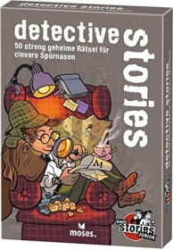 black stories Junior - detective stories