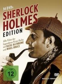Sherlock Holmes Edition (DVD)