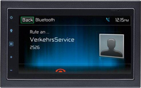 Einbauset f/ür Skoda Octavia 2 1Z 2 Autoradio Radio Mac Audio Mac 520 DAB JUST SOUND best choice for caraudio Navi Einbauzubeh/ör 2-DIN Navigation USB Bluetooth DAB