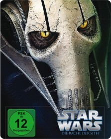 Star Wars - Episode 3: Die Rache der Sith (Blu-ray)