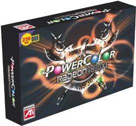 PowerColor Radeon 9800 XT, 256MB DDR, VGA, DVI, TV-out, AGP (R98-TD3)
