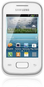 Samsung Galaxy Pocket Plus S5301 mit Branding
