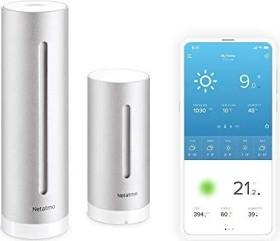 Netatmo weather station for Smartphones (NWS01-EC)
