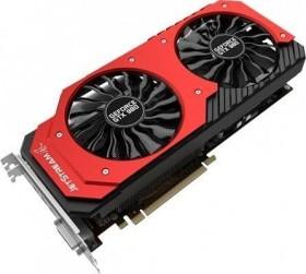 Palit GeForce GTX 980 JetStream, 4GB GDDR5, DVI, Mini HDMI, 3x mDP (NE5X980014G2J)