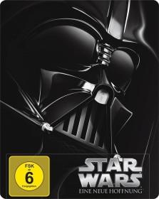 Star Wars - Episode 4: Eine neue Hoffnung (Blu-ray)