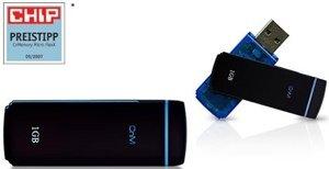 CnMemory MicroFlexX 8GB, USB 2.0 + Steganos Home