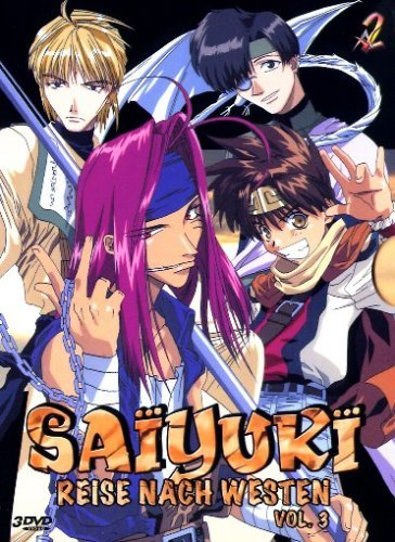 Saiyuki Season 2.1 -- via Amazon Partnerprogramm