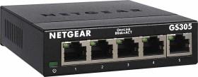 Netgear SOHO GS300 Desktop Gigabit Switch, 5x RJ-45, V3 (GS305-300)