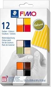 Staedtler Fimo Soft Materialpackung 300g natural (8023 C12-4)