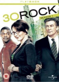 30 Rock Season 1 (DVD) (UK)