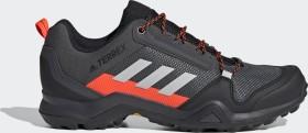 adidas Terrex AX3 dgh solid grey/grey one/solar red (men) (FX4577)