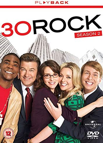 30 Rock Season  2 (UK) -- via Amazon Partnerprogramm