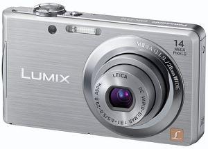 Panasonic Lumix DMC-FS16 silber