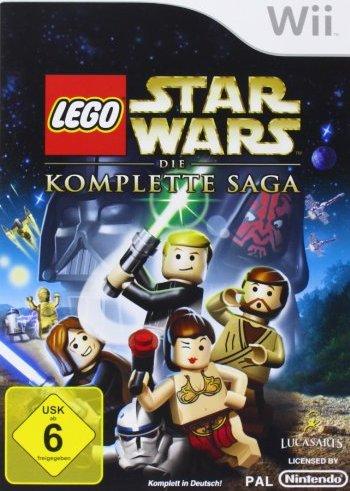 LEGO Star Wars - The Complete Saga (deutsch) (Wii) -- via Amazon Partnerprogramm