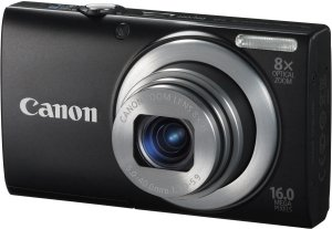 Canon PowerShot A4050 IS black (6375B002)