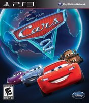 Cars 2 - The Video Game (German) (PS3)