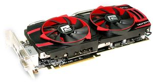 PowerColor Radeon HD 7970 PCS+, 3GB GDDR5, 2x DVI, HDMI, 2x mini DisplayPort (AX7970 3GBD5-2DHPPV)