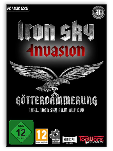 Iron Sky: Invasion - Götterdämmerung Edition (English) (PC)