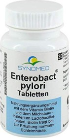 Synomed Enterobact pylori Tabletten, 30 Stück
