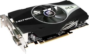PowerColor Radeon HD 7850 PCS+, 2GB GDDR5, 2x DVI, HDMI, 2x Mini DisplayPort (AX7850 2GBD5-2DHPP)